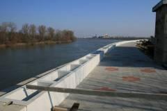 izgradnja Šetnice 2009